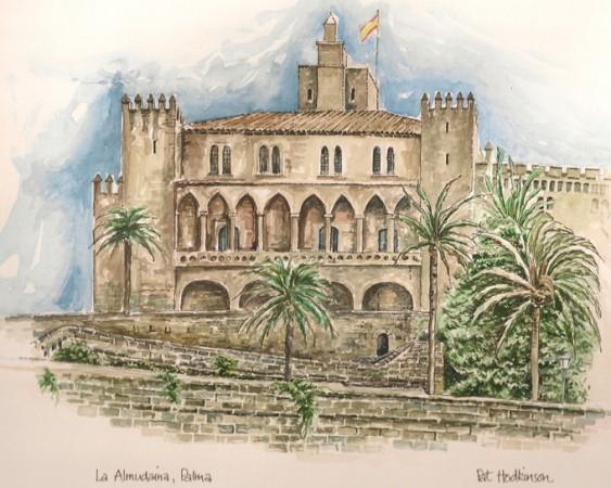 La Almudaina, Palma