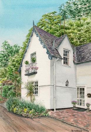 Llandudno-cottage